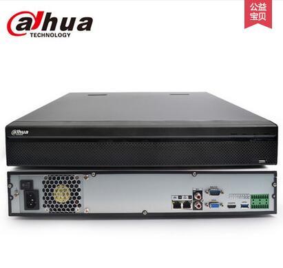 大华 网络硬盘录像机32路4K数字高清